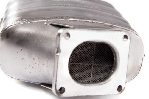 ORIGINAL Dieselpartikelfilter Rußpartikelfilter DPF BMW 520d E60 E61 150,163 PS