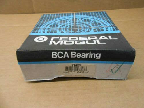 "1 NIB FEDERAL BCA 71425 TAPERED ROLLER BEARING CONE 4.25/"" ID 1.9375/"" W"