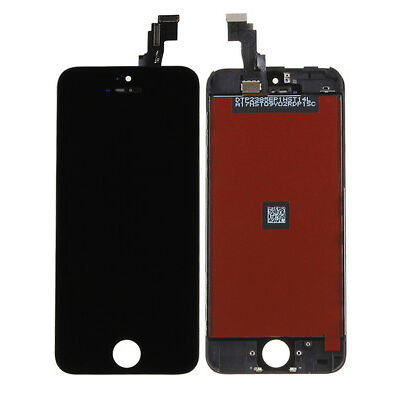 For Iphone 5C Touch Digitizer LCD Display Assembly +Frame OEM Screen Replacement