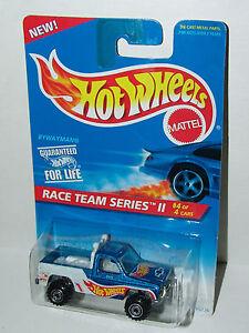 Hot-Wheels-Race-Team-II-Bywayman-Chevy-Pickup-CT-039-s-Metal-Base-395-Malaysia-1996