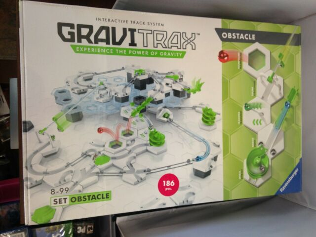Ravensburger Gravitrax Obstacle Course Set - With 186 elements! New SEALED!
