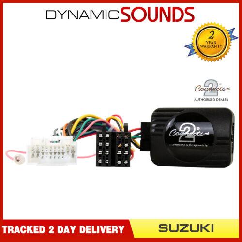 Ctssz 001.2 Pioneer mando de dirección Adaptador Para Suzuki Swift Grand Vitara