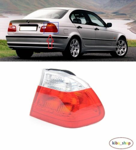 BMW 3 E46 SALOON 1998-2001 REAR TAIL LIGHT LAMP OUTTER PART RIGHT O//S DRIVER