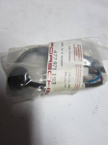 PORSCHE 924 Indicatore Side Lamp Cablaggio Telaio Di Accoppiamento nn.