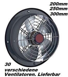 200mm-Industrieluefter-Wandluefter-Fensterluefter-Industrie-Wand-Fenster-Luefter