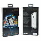 Genuine Lifeproof Fre Water/Dirt/Snow/Shock Proof Case Cover For iPhone 5C Black