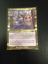 MTG MAGIC APOCALYPSE GOBLIN TRENCHES (FRENCH TRANCHEES DES GOBLINS) NM