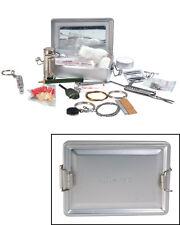Mil-Tec Survival Kit Alu Box 13x9x3,5cm Überlebensset Aluminiumbox Kiste