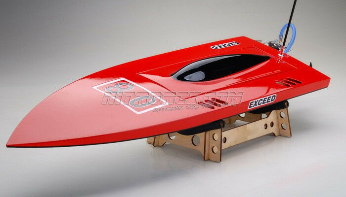 Exceed Racing Electric Powered Fiberglass SWORD 630EP Boat KIT
