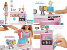 BARBIE PASTICCERA BAMBOLA NEW GFP59 MATTEL