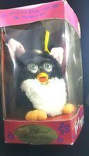 Graduation Furby Limited Edition Vintage 1999 Tiger Talking Black Interactive