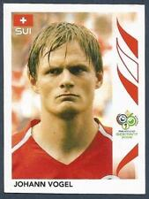 PANINI FIFA WORLD CUP-GERMANY 2006- #485-SWITZERLAND-JOHANN VOGEL