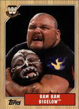 2007 Topps Heritage III WWE #80 Bam Bam Bigelow