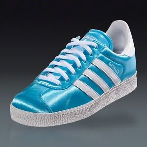 online store 78ef0 c7a6f Image is loading NEW-ADIDAS-GAZELLE-II-Aqua-Blue-ORIGINALS-CASUAL-