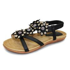8368041896239 item 2 Lunar Fiji Ladies Womens Floral Trim Popular Best Selling Summer  Sandals 3-8 -Lunar Fiji Ladies Womens Floral Trim Popular Best Selling  Summer ...