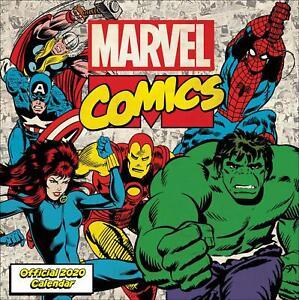 Marvel-Comics-2020-Official-Square-Wall-Calendar