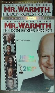 Mr-Warmth-The-Don-Rickles-Project-DVD-2007-2-Disc-Set-Collectors-Edition