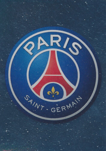 Champions League 17//18 Sticker 250 Club Badge Paris Saint-Germain