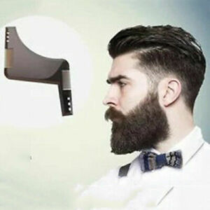 Beard-Styling-And-Shaping-Template-Comb-Tool-Beard-Beauty-Perfect-Lines-Symmetry
