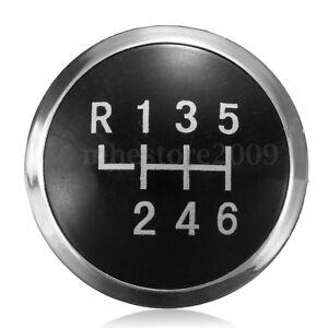 6-Speed-Gear-Knob-Badge-Emblem-Cover-Insert-Cap-For-VW-T5-GP-Transporter-2003-10