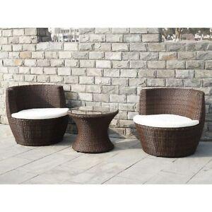 Arredo per esterno moderno set poltrone tavolino giardino for Arredo giardino moderno