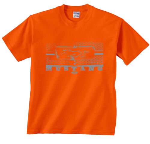Ford Mustang Honeycomb Grill T-Shirt Clearance