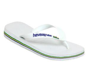 Mens Brasil Bianchi Logo Havaianas Sandali xWwYwf0qO