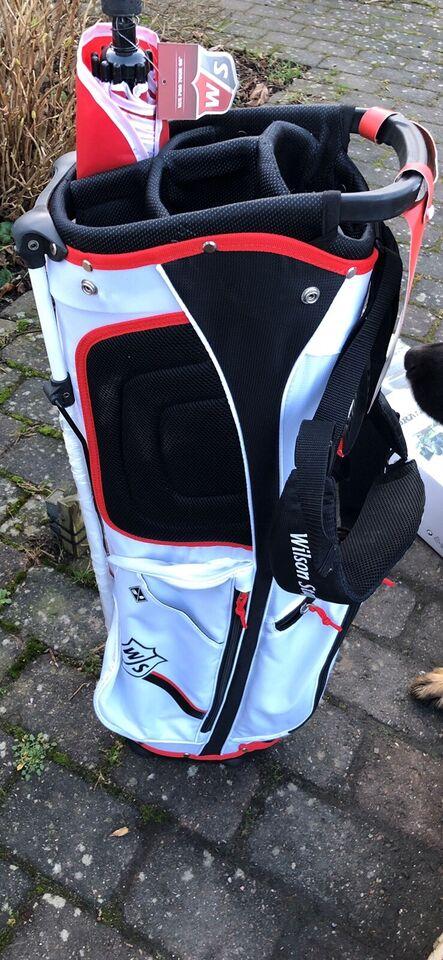 Golfbag, Wilson staff