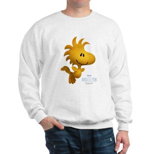 1484222850 CafePress Woodstock The Peanuts Movie Classic Crew Neck Sweatshirt