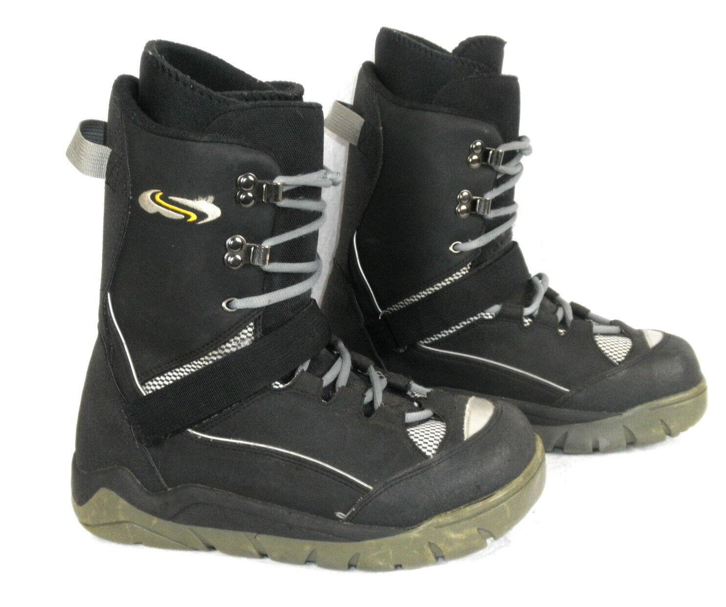 Alpine Downhill Ski Boots 9