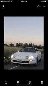 1995 Toyota Celica gts