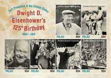 Palau-2015-Famous people President Dwight D. Eisenhower