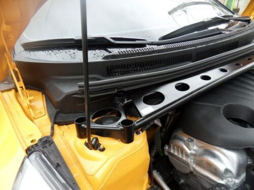 Braced Strong and Tight! Luxon Strut Tower Bar for HYUNDAI 2011-2016 VELOSTER