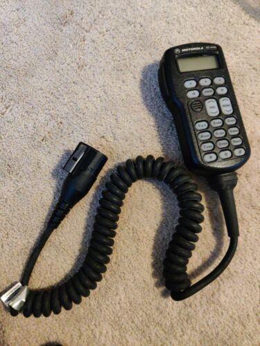 Motorola Astro Spectra XTL W3 Control Head Good Condition PMN1035A PMN 1035