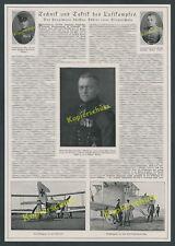 Luftwaffe Fliegertruppe Technik Taktik Richthofen Immelmann Hptm. Zwickau 1917