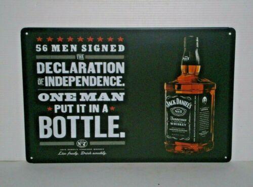 JDRS4 Jack Daniel/'s  Metal Sign 20 cm H X 30 cm W New