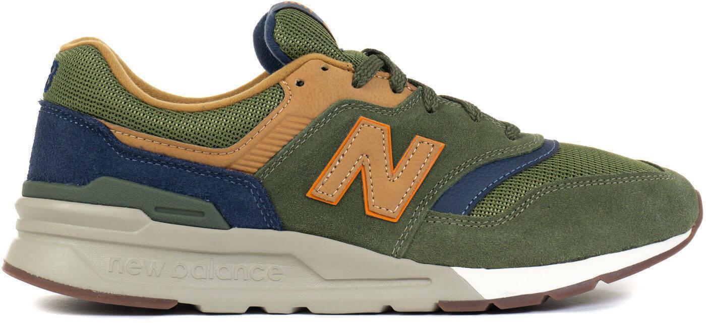 New Balance NB 997 Men's Classic Sneakers Lifestyle Shoes Green CM997HFU DDD