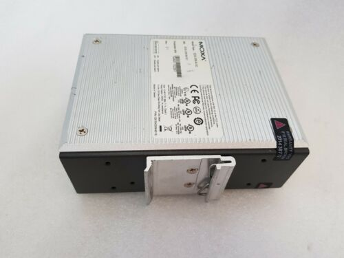Details about  /MOXA EDS-308-M-SC ETHERDEVICE SWITCH  FREE SHIP