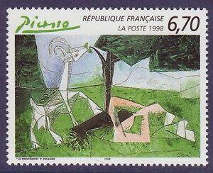 Intelligent Stamp / Timbre France Neuf N° 3162 ** Tableau Art / Picasso Sans Retour