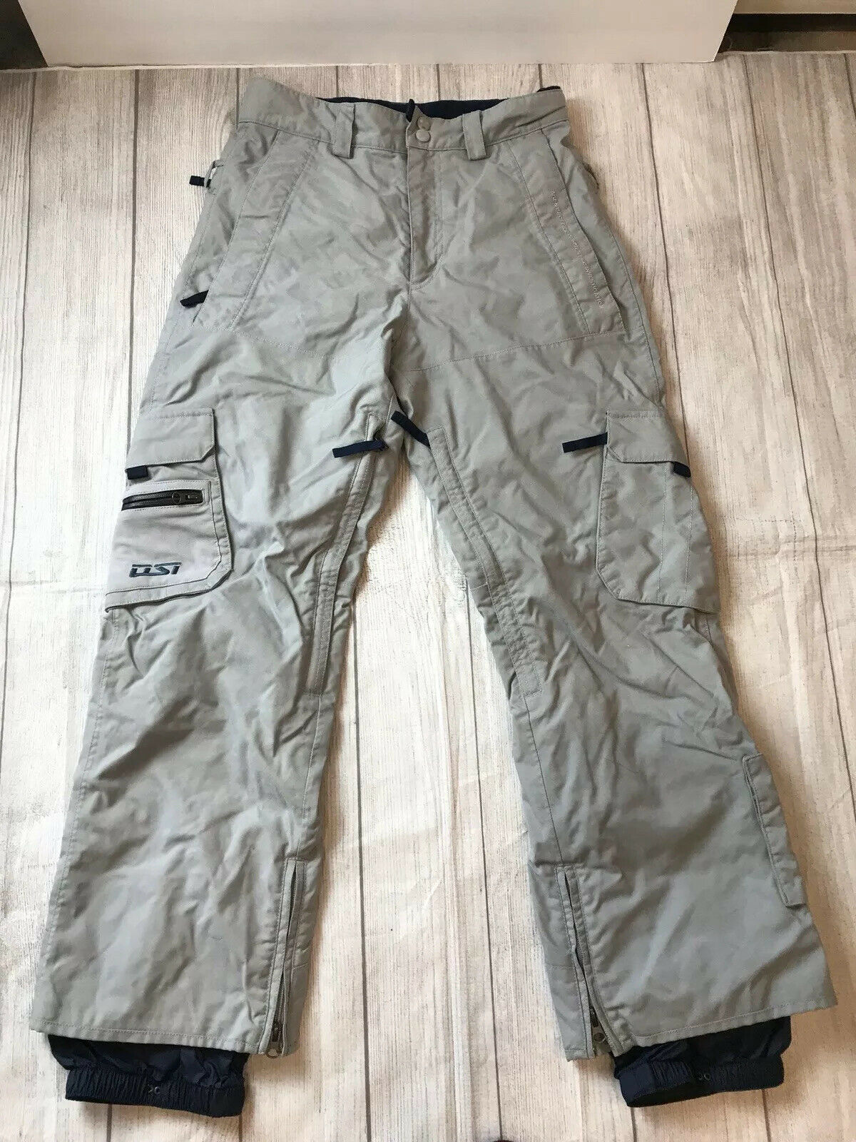 Extra sturdy BURTON OSI snow board pants vents taped seams mesh lined damen XS