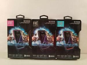 Utilise-Etui-Impermeable-par-Lifeproof-Fre-pour-5-8-034-Samsung-Galaxy-S8-Couleurs