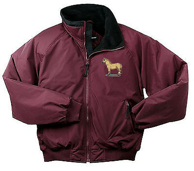 FJORD cavallo embroiderosso jacket ANY Coloreee