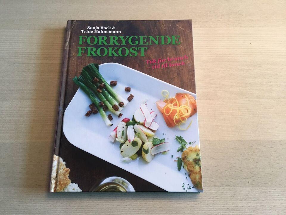 Forrygende Frokost, Sonja Bock & Trine Hahnemann, emne: