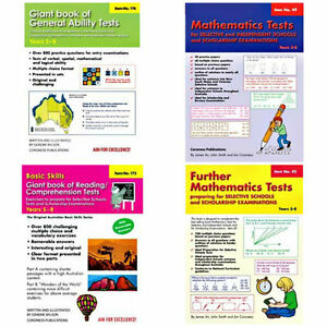 Selective-Exam-Practice-Papers-Books-Bundle-Pack-4-BOOKS