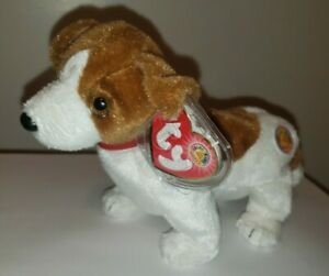 Ty Beanie Baby - KIPPY the Dog (2003 BBOM Exclusive) MINT with MINT TAGS