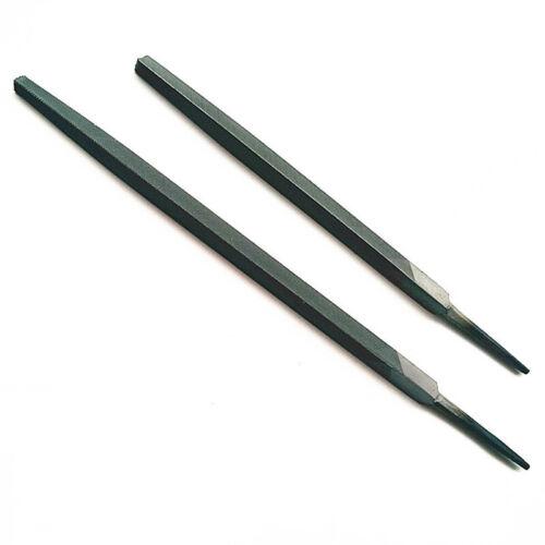 Steel Metal Plastic Flat Triangle Half Round Needle File Cutting Tools Accessory