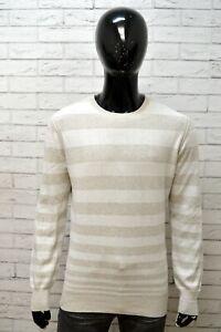 Cardigan-Uomo-LEVIS-STRAUSS-Taglia-XL-Pullover-Sweater-Felpa-Maglione-Cotone