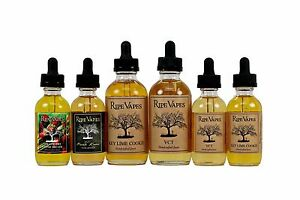 VCT, Private Reserve, Key Lime Cookie, Summer Vibes by Ripe 120ML & 60ML 100ML