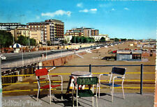 1965 RIMINI - Lungomare e spiaggia - Rotalfoto Kodak