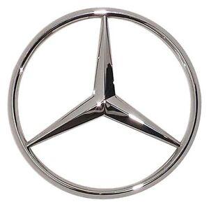 Mercedes sprinter w906 2006 on rear back door star badge for Mercedes benz star emblem